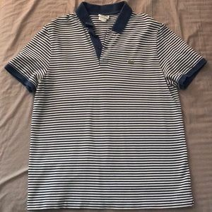 Lacoste striped polo - Regular Fit - Size 7/XXL